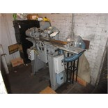 Armstrong Cot Buffer/Grinder, includes motorized workhead & dust collector. SN# BL-707. HIT#