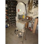 Delta Milwaukee Band Saw. SN# 101-6904. HIT# 2179315. basement crib. Asset Located at 10 Valley