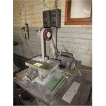 Dayton 3Z165 Combination Belt/Disc Sander. SN# 5345. HIT# 2179334. machine shop. Asset Located at 10