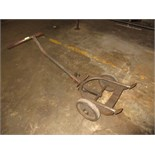 2-Wheel Barrel Truck HIT# 2179385. twister area. Asset Located at 10 Valley St, Pulaski, VA 24301.