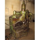 Fellows 6A Gear Shaper, includes change gears as shown. HIT# 2179320. machine shop. Asset Located at