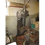 Famco 5C Manual Arbor Press. HIT# 2179323. machine shop. Asset Located at 10 Valley St, Pulaski,