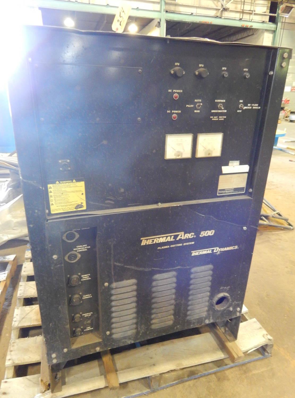 THERMAL DYNAMIC MDL  TA500 THERMAL ARC 500 500 AMP PLASMA