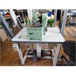 Reece 101 button holer, three phase. NB: this item has no CE marking. The Purchaser is required to