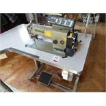 Brother DB2-B791-415 industrial flatbed sewing machine, three phase. NB: this item has no CE marking