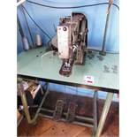 Pfaff button sewing machine, three phase. NB: this item has no CE marking. The Purchaser is