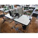 Juki LK-980 bartack industrial sewing machine, single phase. NB: this item has no CE marking. The