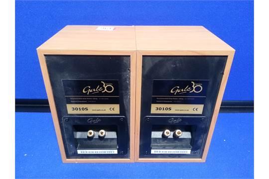 Pair Of GALE 3010S 100W Speakers