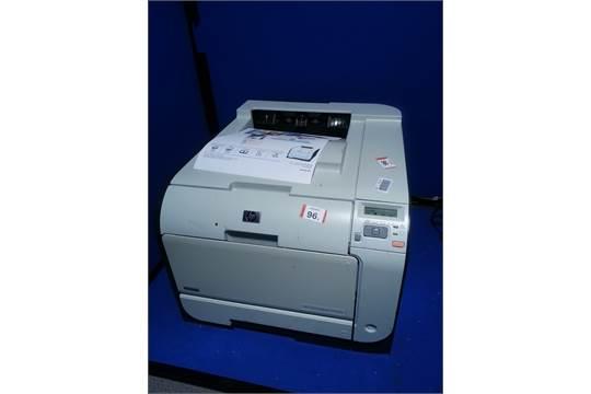 6 color printer test page - hp color laserjet cp2025 printer usb network test