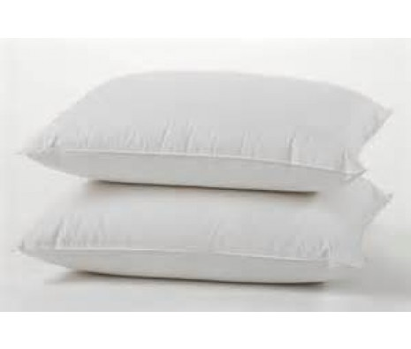 Lot 50618 - V Brand New Twin Pack Duck Feather & Down Pillows Similar To Debenhams ISP £36 (Debenhams)