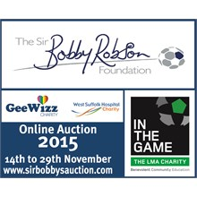 Sir Bobby's Breakthrough Auction