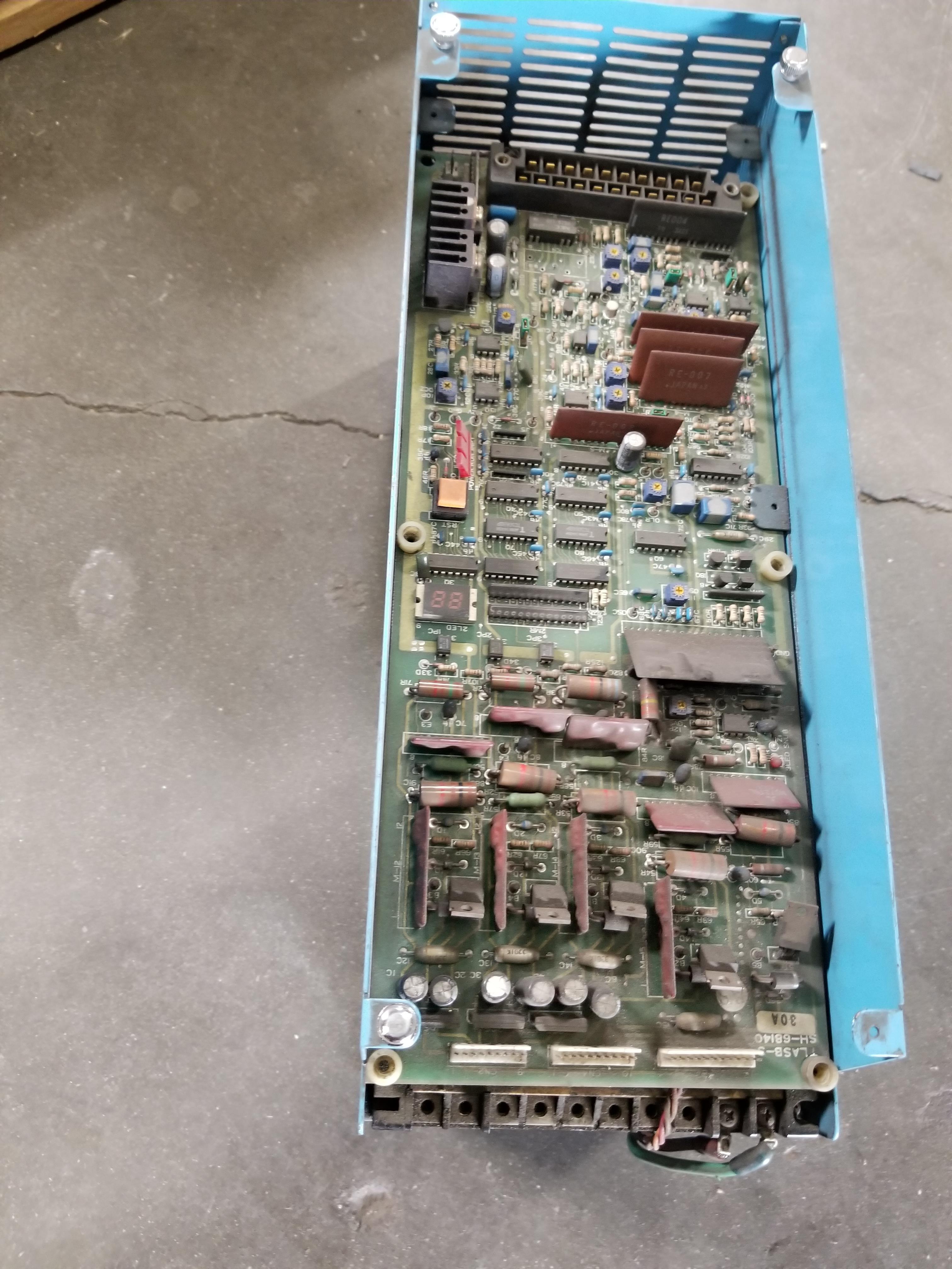 Lot 49 - RELIANCE ELECTRIC AC SERVO DRIVE