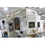 Liebherr LC-282 CNC 6 Axis Gear Hobber w/Loading table, S/N 1160