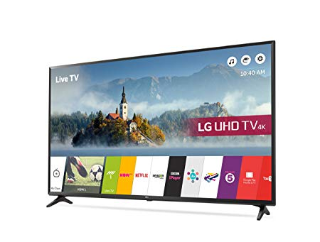 Lot 11551 - V Grade A LG 49 Inch ACTIVE HDR 4K ULTRA HD LED SMART TV WITH FREEVIEW HD & WEBOS 3.0 & WIFI