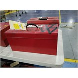 Proto Red Toolbox with Tools