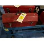 Waterloo Red toolbox w/Tools