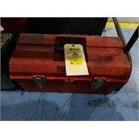 Red Toolbox w/Tools (plastic)