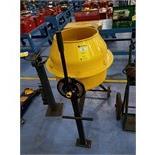 CME35 4cu ft Cement Mixer