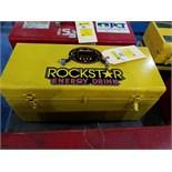 Yellow Toolbox w/Tools