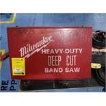 Milwaukee HD Portable Deep Cut Bandsaw