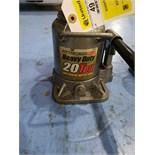20 Ton HD Low Profile Bottle Jack