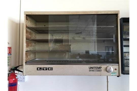 audio cabinet lte unitemp laboratory drying cabinet appraisal serial 10793
