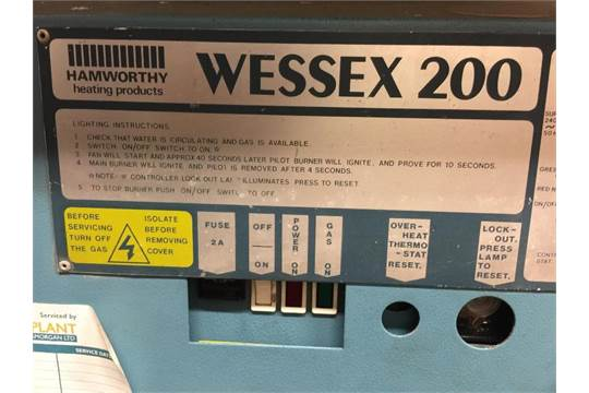 hamworthy wessex 200 boiler manual