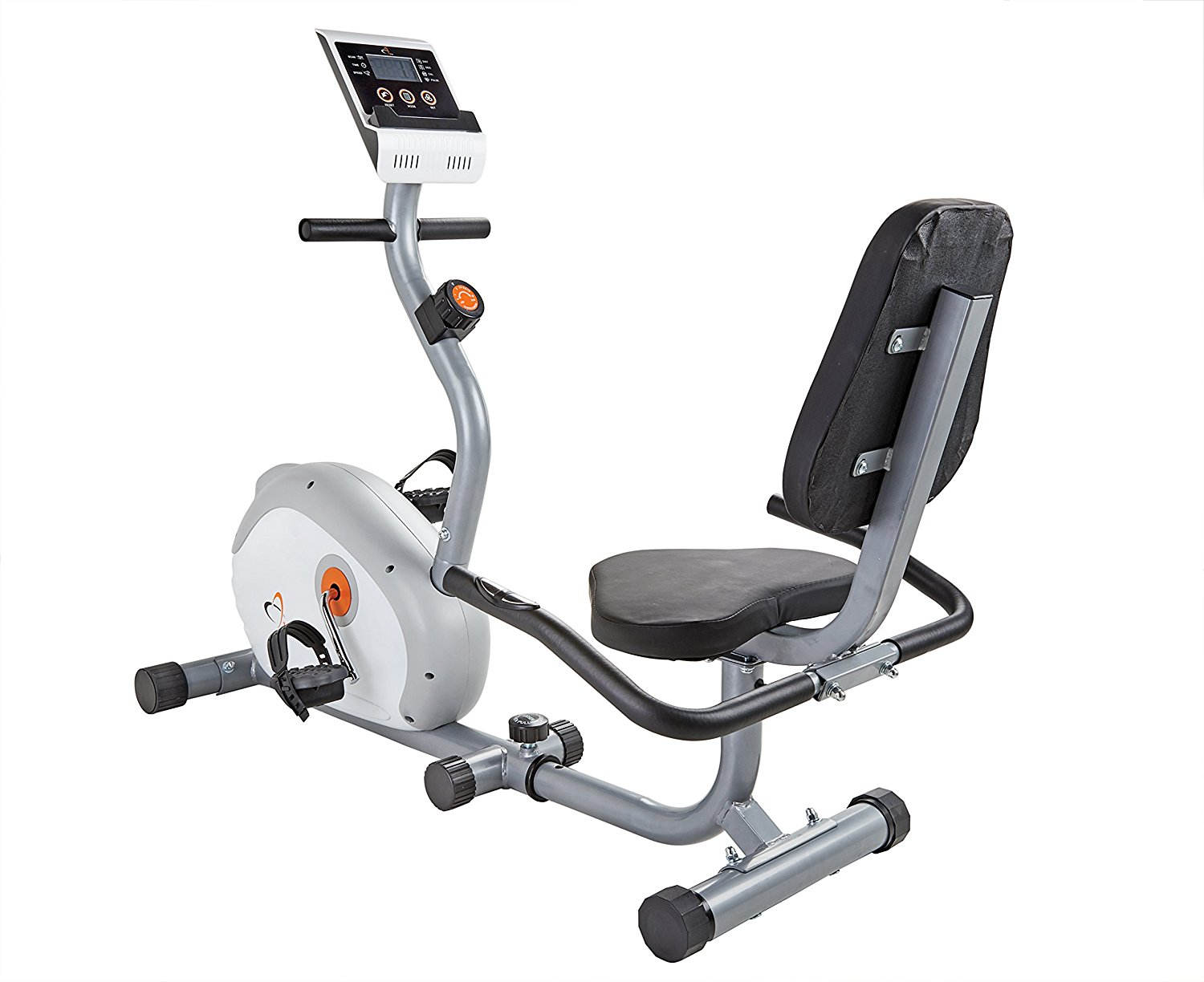 Lot 6 - V-Fit G-RC Recumbent Magnetic Cycle RRP £229.99