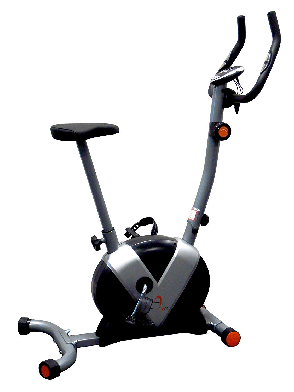 Lot 7 - V-Fit FMTC3 Folding Magnetic Exercise Bike RRP £199.99