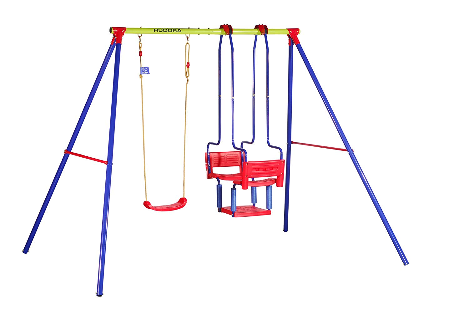 Lot 11 - Hudora HD 700 Swing Set - Flat Packed RRP £279.99