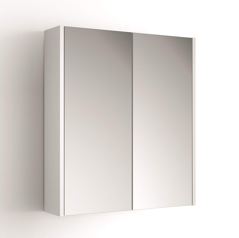 Lot 24 - Cygnus Bath SCHWAN - Bathroom mirror cabinet, 80 cm RRP £249.99