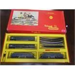 A Tri-ang 00 gauge railway electric R3V railway set, boxed