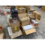 LARGE LOT GRILLS, OIL DRAIN PANS, SPILL CONTROL CABINETS, ETC