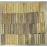 Lubbock (Sir John), Sir John Lubbock's Hundred Books, 93 volumes, ge, green cf gt, 8vo, George