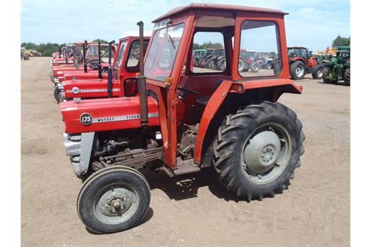1966 Massey Ferguson Tractor : Massey ferguson tractor original brown logbook