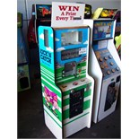 KICK'N WIN FOOTBALL PRIZE REDEMPTION GAME