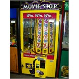 MOVIE STOP INSTANT PRIZE REDEMPTION GAME