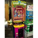THE GAME SHOW PLINKO STYLE REDEMPTION GAME SEGA