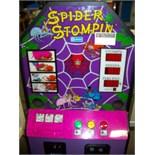 SPIDER STOMPIN GAELCO TICKET REDEMPTION GAME