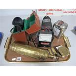 Mining Ephemera. MSA Self Rescuer Oxygen Supply Co-FSR-275. Smokescope. NCB Meter. Pyrene Fire