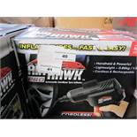 | 1x | AIR HAWK PRO CORDLESS COMPRESSOR | REFURBISHED AND BOXED | NO ONLINE RE-SALE | SKU