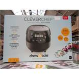| 1x | DREW & COLE CLEVERCHEF | REFURBISHED AND BOXED | NO ONLINE RE-SALE | SKU C5060541511682 | RRP