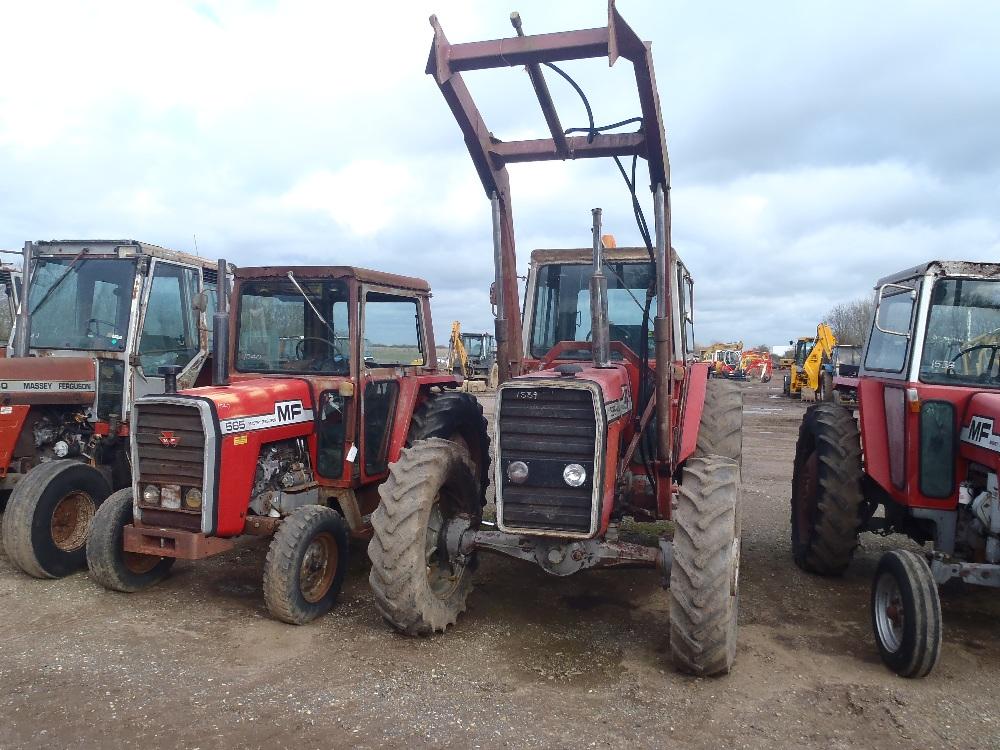 4 Door Tractor : Massey ferguson mk multi power door tractor