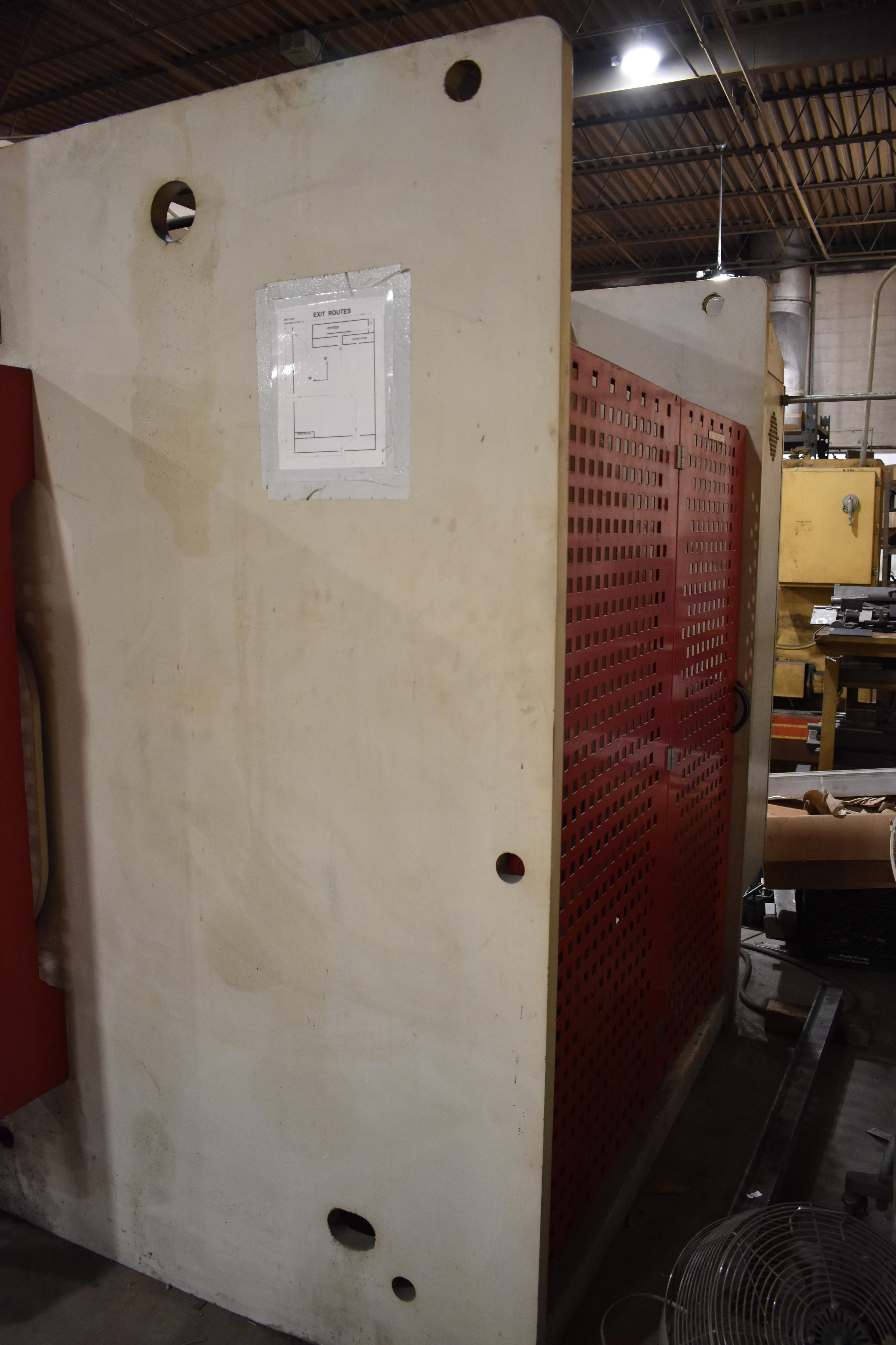 Lot 38 - Baykal Fab-Line 82 in. x 60 Ton Type APHS2104X60 Compact CNC Hydraulic Press Brake, S/N 11513 (