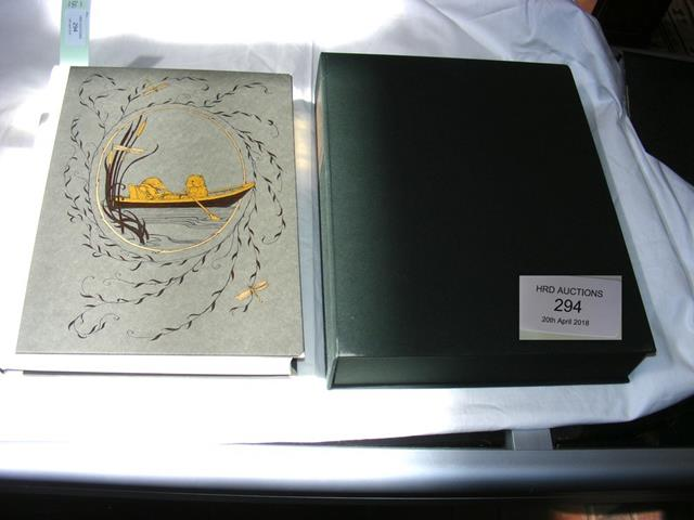 """Lot 294 - Kenneth Grahame - """"The Wind in the Willows"""" Folio S"""