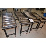 4: Various Roller Tables (Located In Minworth, Birmingham B76. Collection on 28th April 2016 by