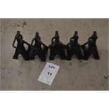SGS 2 Ton Axle Stands (Located In Minworth, Birmingham B76. Collection on 28th April 2016 by