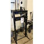 SGS SHHP 12 Ton Hydraulic Shop Press. Serial No: 00021D (Located In Minworth, Birmingham B76.
