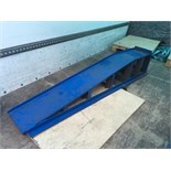 Pair of Heavy Duty Commercial Grade Drive On Ramps, 2 metre length, Very Heavy Grade Construction