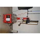 Make Unknown G1000 Pro Semi Automatic Tyre Changing Machine Single Phase Serial No: T122C30. Plant